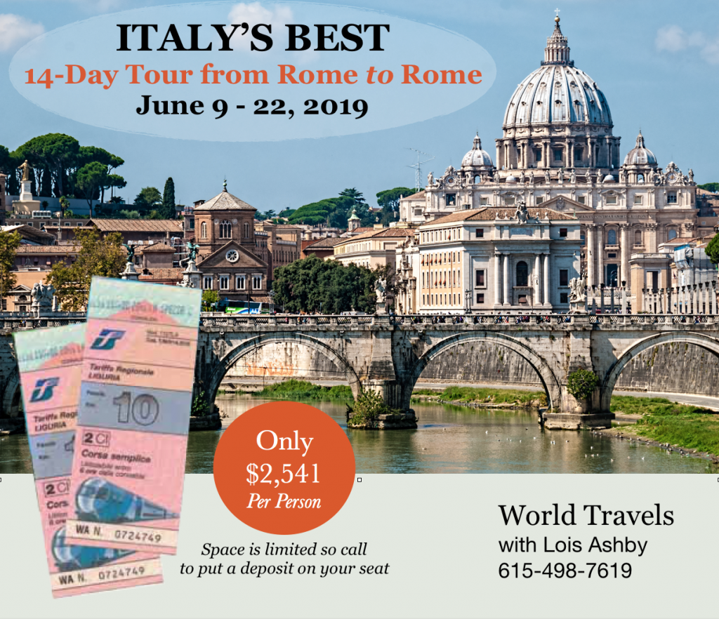 Italy's Best 14-Day Tour